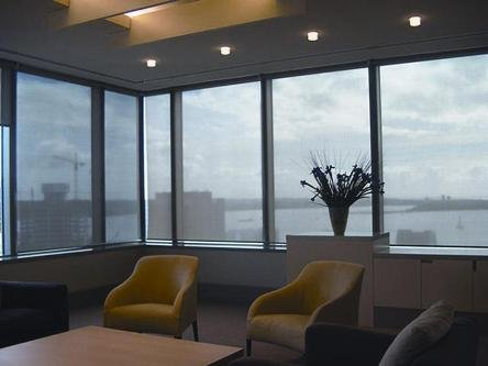 Office Window Coverings - Interior Design