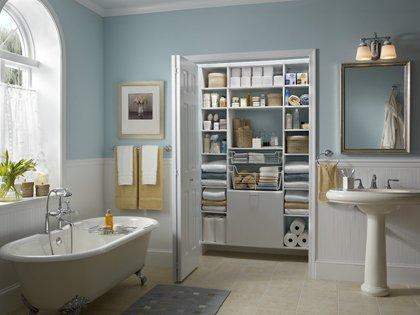 Bathroom Closets Wilmington NC