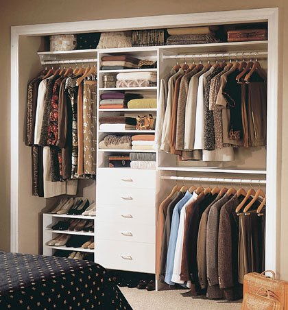 Home decor solutions closets wilmington nc closets for Home decor inc 6650 tomken road