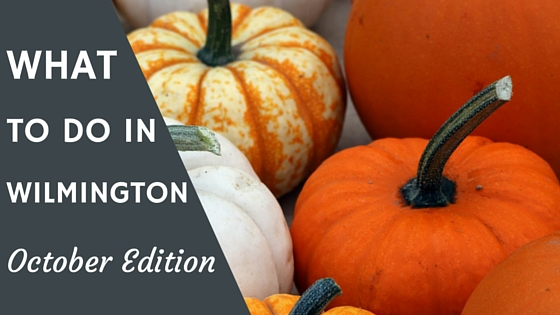 what to do in wilmington north carolina in october
