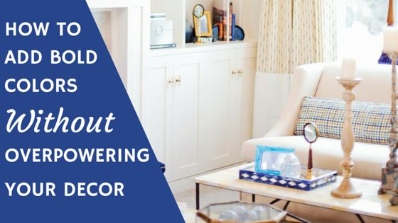 how to add bold to your decor - Wilmington, NC