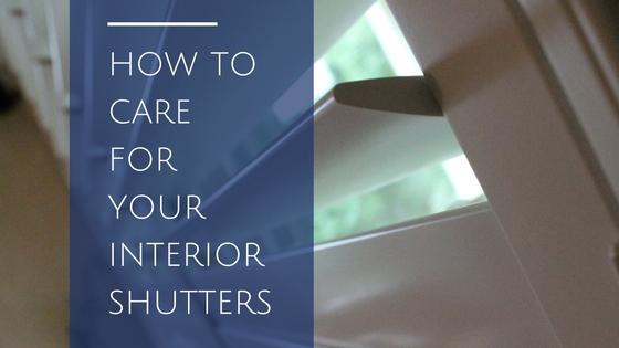 care interior shutters