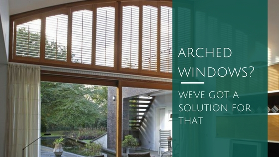 shades for arched windows