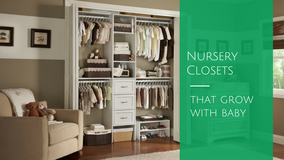 wilmington nursery closets