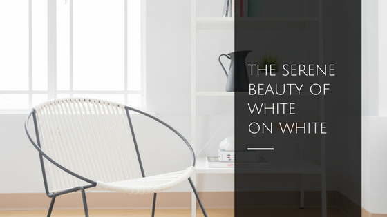 The Serene Beauty Of White On Decor Home Solutions
