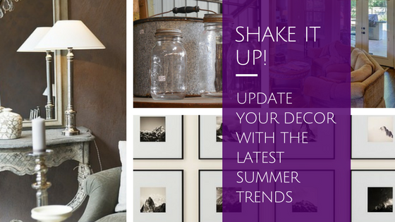 Shake It Up Update Your Decor With The Latest Summer
