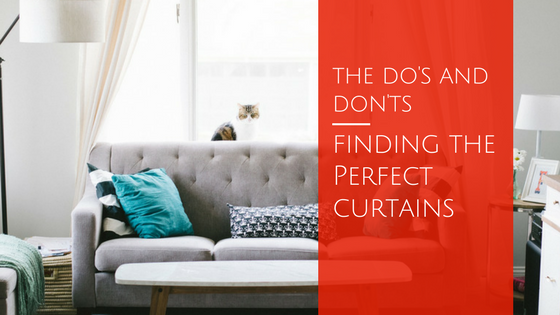 Finding the perfect curtains do 39 s and don 39 ts home decor for Find the perfect home